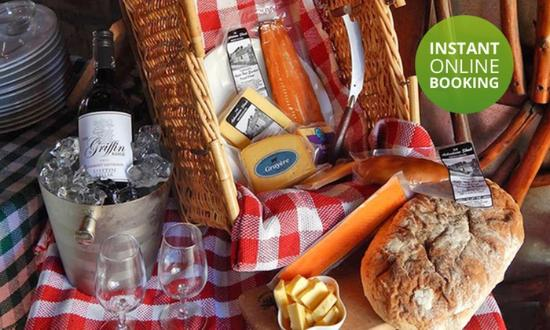 Villiersdorp, South Africa: Gourmet Picnic
