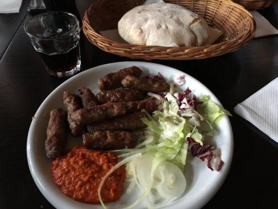 Photo of Restaurant Cevapdzinica Letzi at Badenerstrasse 451, Zurich 8003, Switzerland