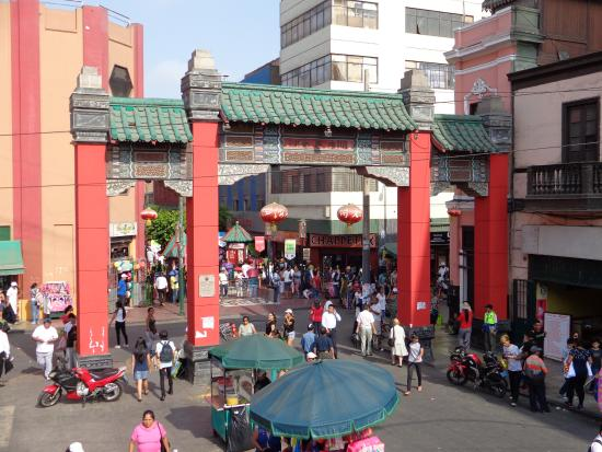 Chinatown in the middle of Lima's biggest market - Review of Barrio Chino,  Lima, Peru - Tripadvisor