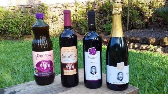 Vinhos e Sucos Bennato