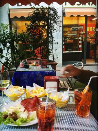 Bar Fusina