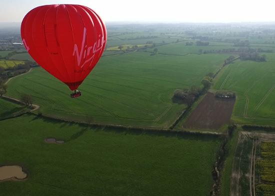 ‪Virgin Balloon Flights - Shrewsbury‬