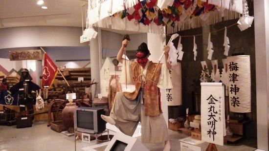 Kawanehoncho Museum Yamabiko