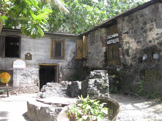 Road Town, Tortola: Rum Distillery in Tortola