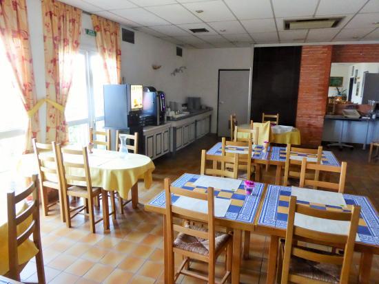Hotel Restaurant Le Relais: Salle Petit Déjeuner