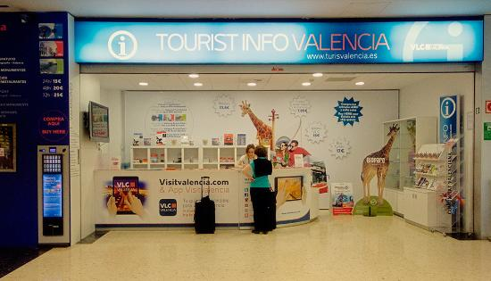 Oficina de turismo aeropuerto de valencia manises qu saber antes de ir lo m s comentado for Oficina turismo valencia
