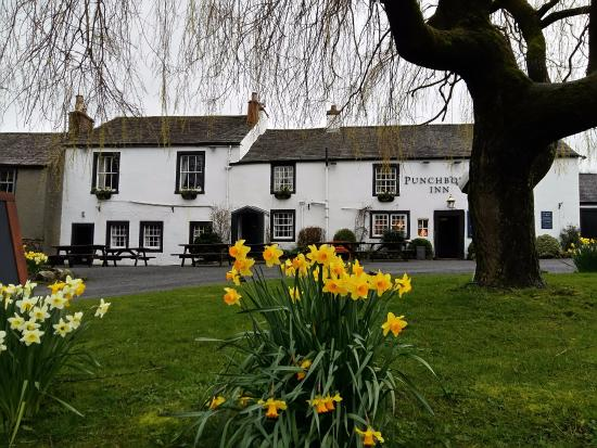 Punchbowl Inn: quaint and beautiful