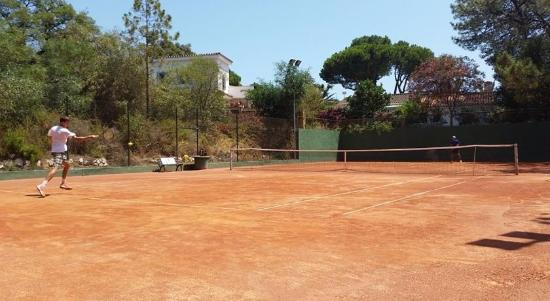 Club de tenis Royal Tennis Club Marbella: ROYAL TENNIS CLUB DE MARBELLA