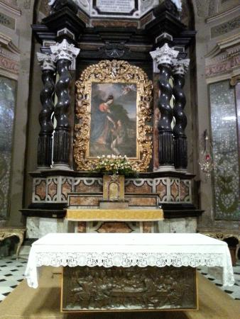 Fossano, Italien: Dipinto Madonna della Divina Provvidenza