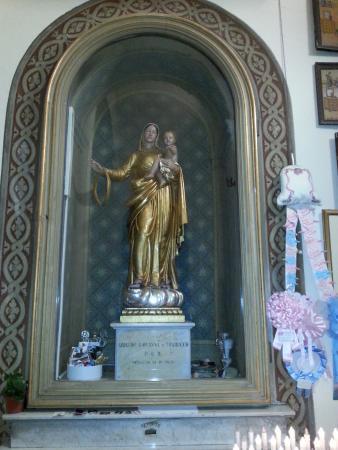 Fossano, Italien: Madonna della cintura