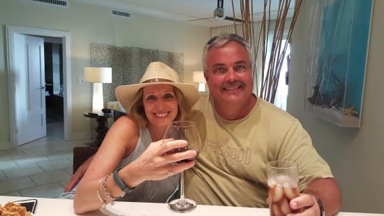 Hyatt Siesta Key Beach Resort, A Hyatt Residence Club: Great place to relax