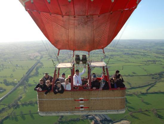 Virgin Balloon Flights - Uttoxeter Racecourse