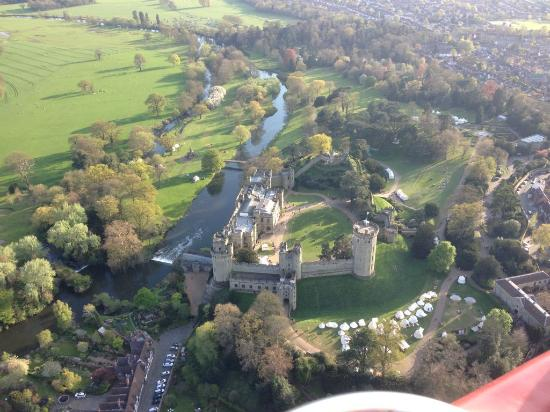 Virgin Balloon Flights - Warwick