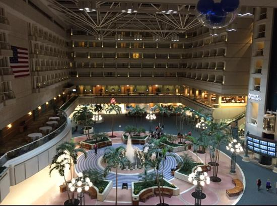 Hyatt Regency Orlando International Airport Photo