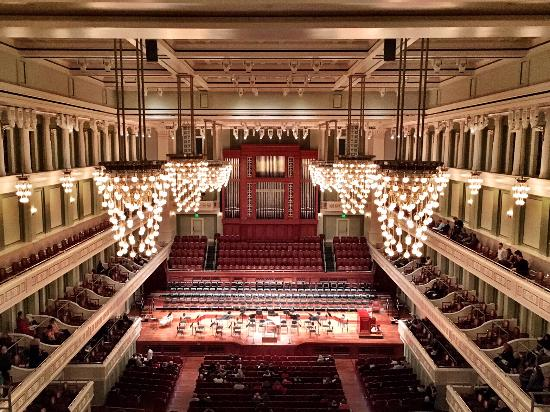 Schermerhorn Symphony Center