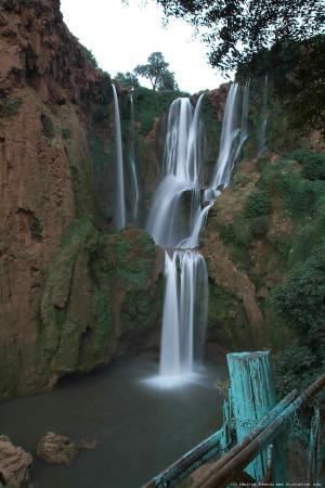 Ouzoud, Maroko: السلام عليكم ورحمة الله تعالى وبركاته