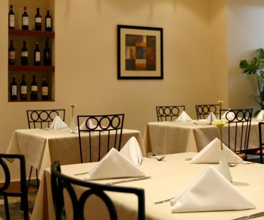 La Cucina: downstairs