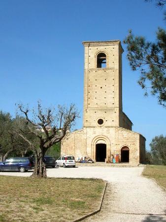Ponzano di Fermo, Italien: Santa Maria Matris Domini