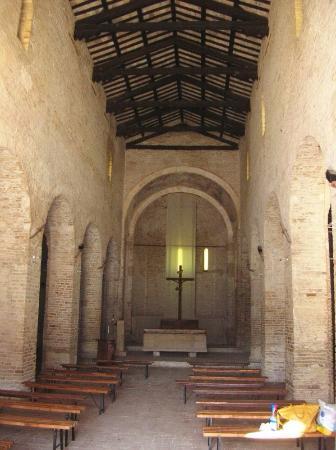 Ponzano di Fermo, Italien: Navata centrale