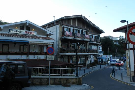 imagen Restaurante Arrondo en Zierbena