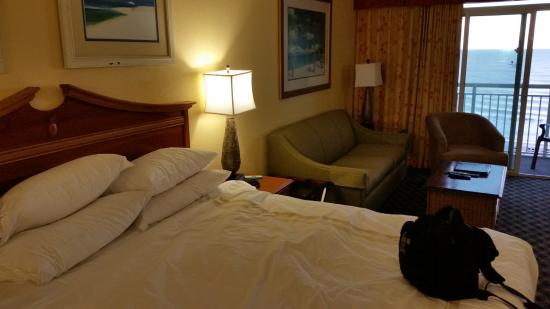 king size bed and pull out sofa bed picture of dunes village rh en tripadvisor com hk