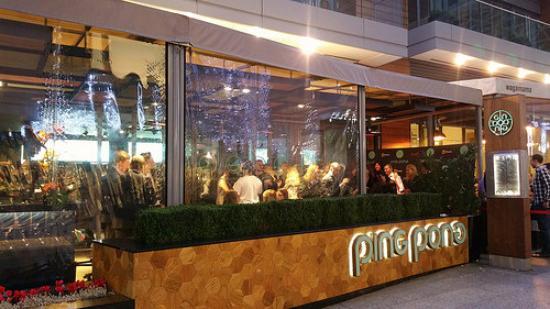 ping pong shepherds bush london restaurant reviews phone number photos tripadvisor. Black Bedroom Furniture Sets. Home Design Ideas