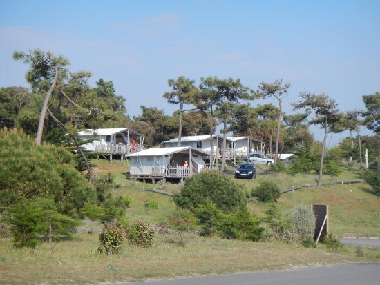 Camping Ile De Noirmoutier Avec Piscine Of Piscine Ext Rieure Et Int Rieure Sous La Bulle Photo De