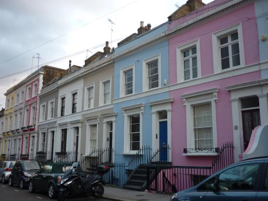 noch mehr bunte h user bild von notting hill london tripadvisor. Black Bedroom Furniture Sets. Home Design Ideas