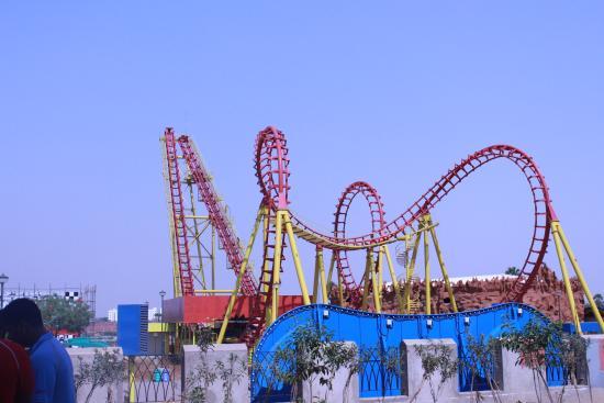Wonderla Amusement Park Hyderabad Picture Of Wonderla
