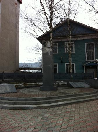 Monument to Alekseyev
