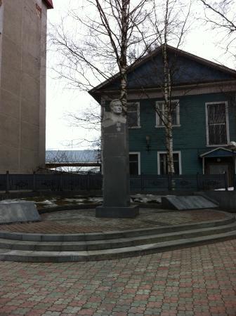 Monument to Alekseyev