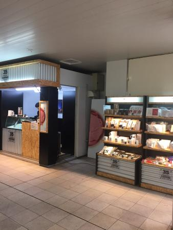 35 Coffee Stand Cafe Monorail Shuri Station