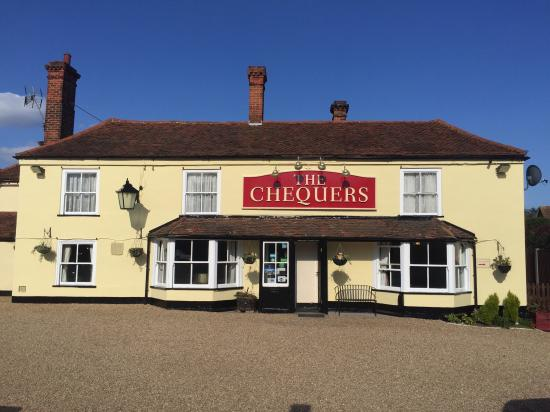 Wickham Bishops, UK: The Chequers