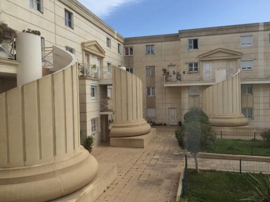 Kyriad Montpellier Centre - Antigone: Chambre 205