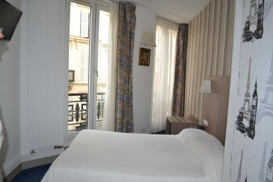 Hotel Royal Bergere: Chambre Double