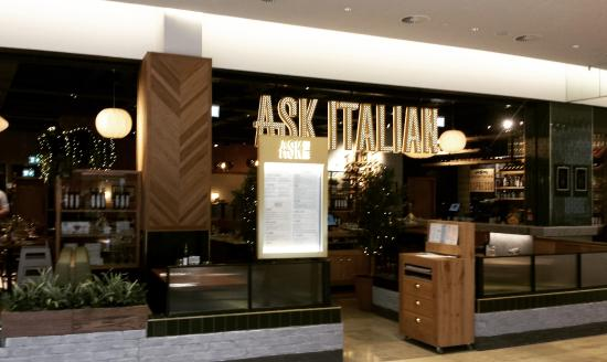 ASK Italian - MetroCentre Gateshead