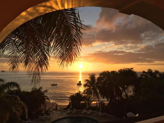 Cap Estate, St. Lucia: View from a luxury ocean view room