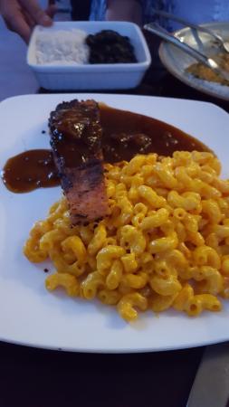DeLand, FL: Salmon and Mac n' Cheese