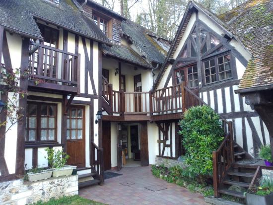 Ande, Франция: Alcune camere
