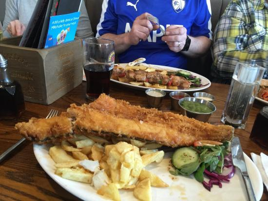 Chesters Fish And Chip Restaurant Chesterfield Menu