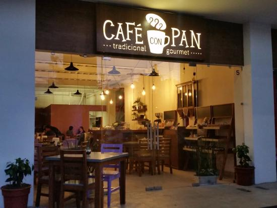 Cafe Con Pan Café