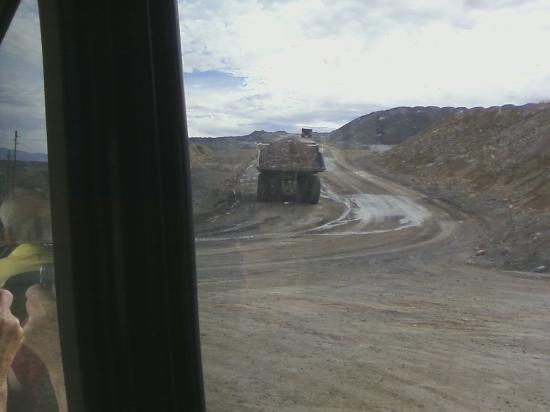 Sahuarita, อาริโซน่า: Mine equipment