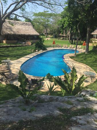 Pool - The Lodge at Chichen Itza Photo