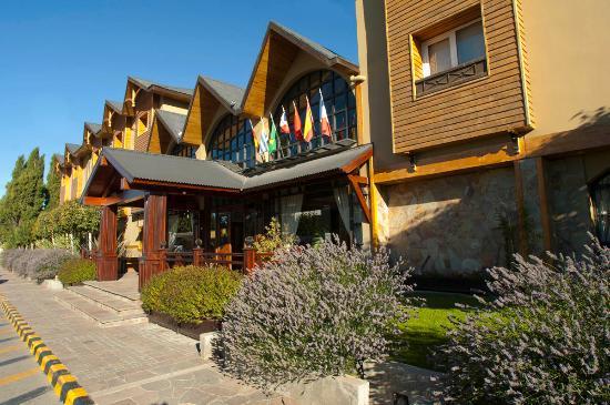 Quijote Hotel: EXTERIOR