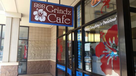 808 Grindz Cafe