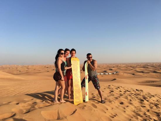 Arabian Private Adventure