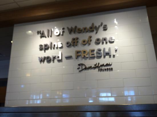 Kaysville, UT: Wendy's