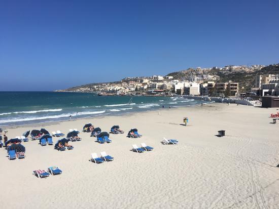 Mellieha Beach