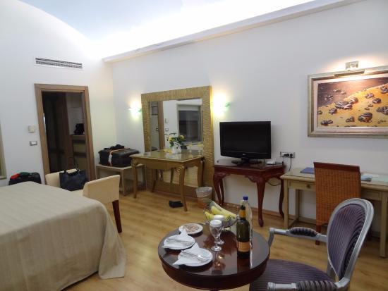Λαχανιά, Ελλάδα: suite