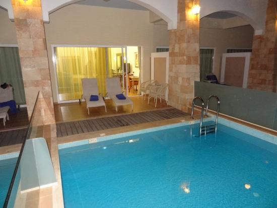 Λαχανιά, Ελλάδα: Private Pool